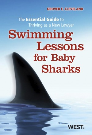 Swimming Lessons for Baby Sharks Book